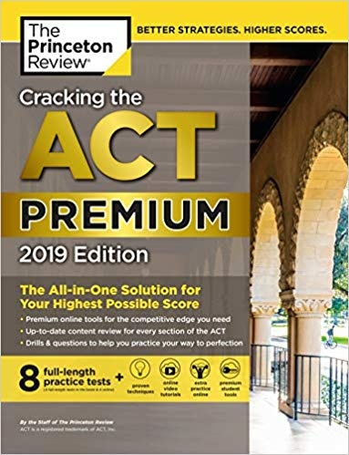 Where Can I Get The Link To Download Cracking The Act Premium Edition With 8 Practice Tests 2019 8 Practice Tests Content Review Strategies College Test Preparation By Princeton Review Quora