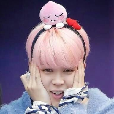 Why is Jimin nicknamed as a 'mochi'? - Quora