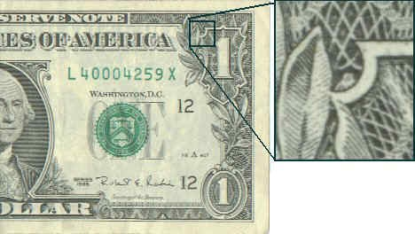 How to tell the difference between a real US dollar and a fake
