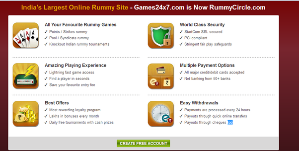 Is It Safe To Play Rummy For Money Online Quora