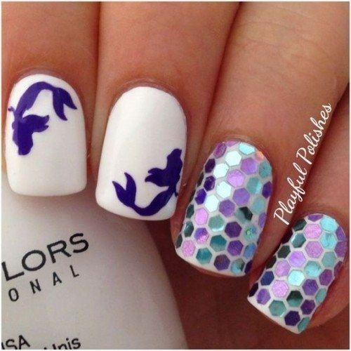 What Are Some Good Nail Designs For Short Nails Quora