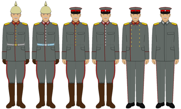 What Would Happen If You Asked A Modern Fashion Designer To Create A Military Uniform Quora