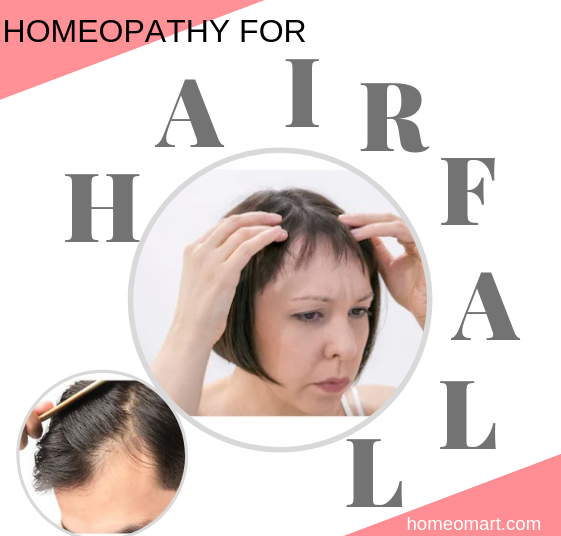 How effective is homeopathy to treat hair loss and in hair