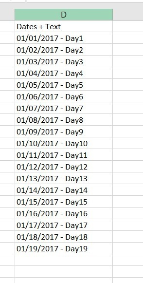 How To Remove Text From Dates In Excel And Add 6 Months To It Quora