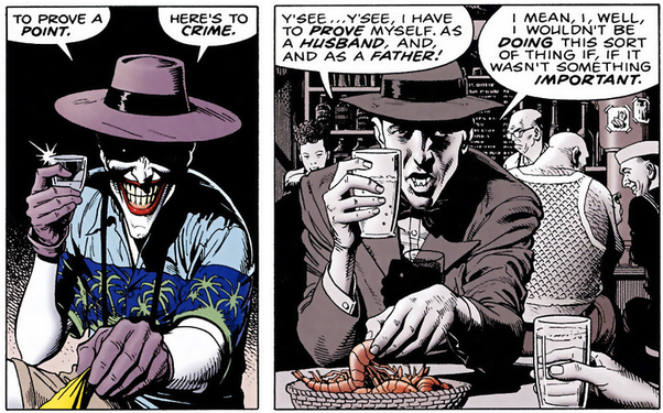 Image result for Batman the Killing Joke comic