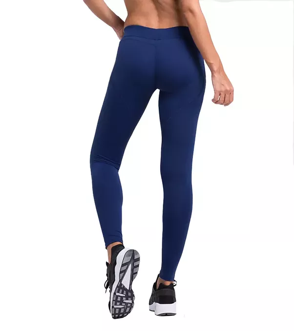 Why do women wear see through yoga pants?