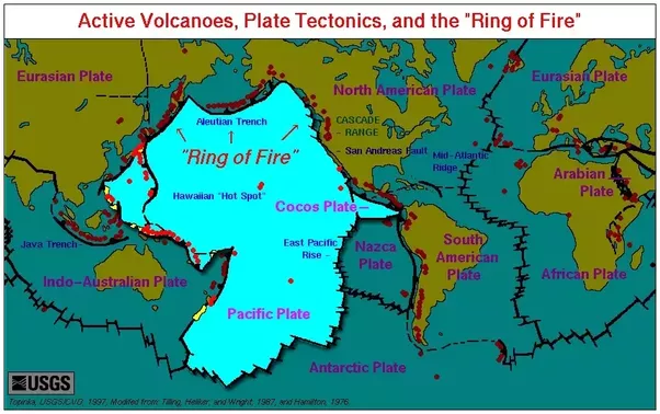 Essay on Volcanoes | Geology