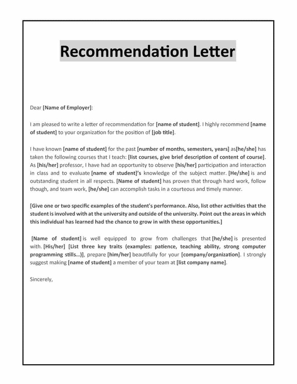 What Are Some Good Gifts To Get Your Letter Of Recommendation