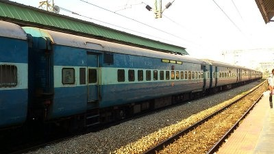 Why is the length of passenger train in indian railways limited to