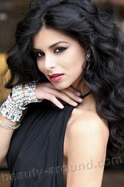 Most beautiful lebanese girl