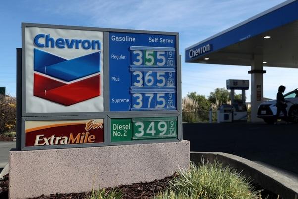 Gas Prices In California >> Why Do Citizens Of California Tolerate Gas Prices Over 4 Per Gallon