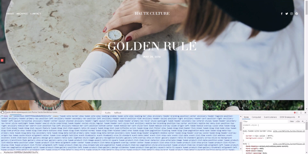 How to hide a site title from a homepage on Squarespace - Quora