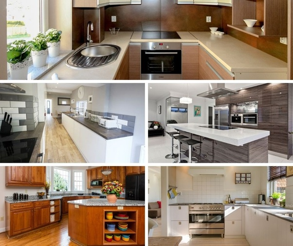What are the different types of kitchens? - Quora