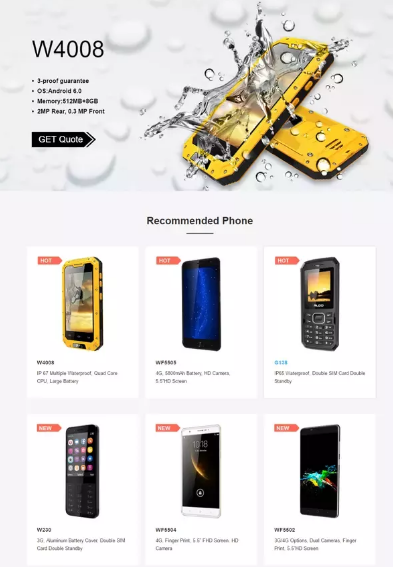 With Offices In Hongkong Shenzhen China Neway Communication Has Been Concentrated In Odm Oem For Mobile Phone Since It Is Found In