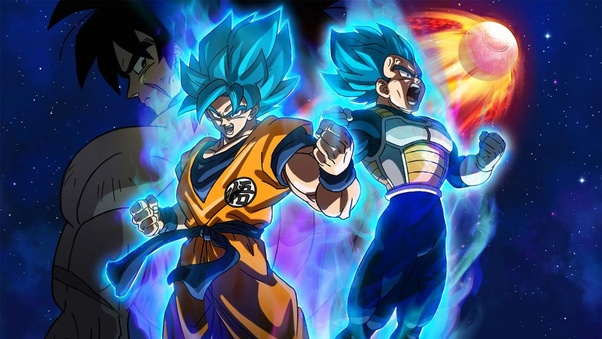 What Is The Story Of Dragon Ball Super Broly Quora