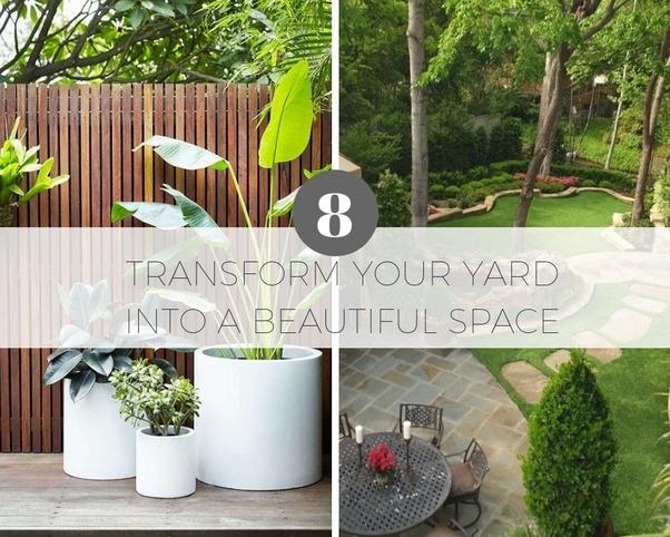 How Should I Renovate My Backyard Quora