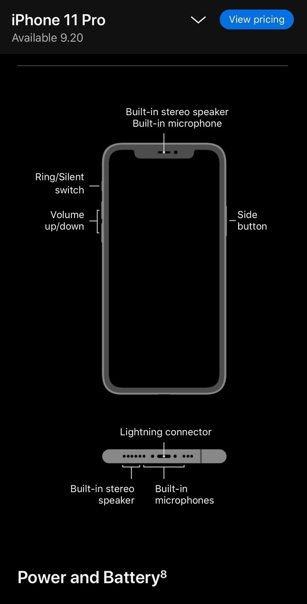 Why Didn T Apple Design The Iphone 11 With Usb C Instead Of The Lightning Interface Quora