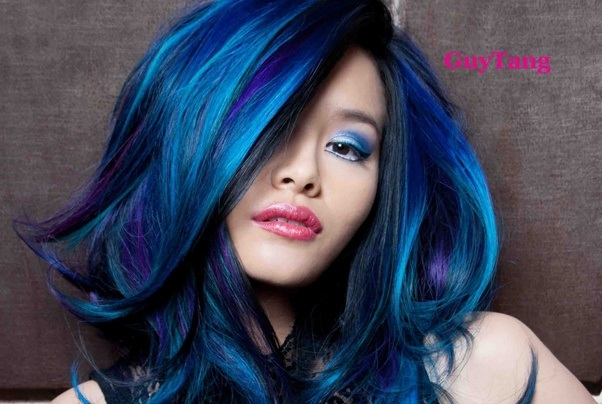 Cool Hair Color Styles: As A 13 Year Old, Should I Dye My Hair An Unnatural Color