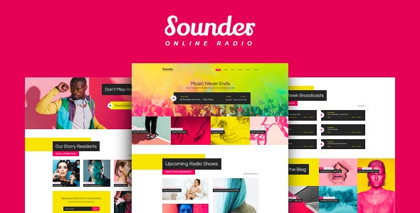 What is the best way to link an online radio station to my
