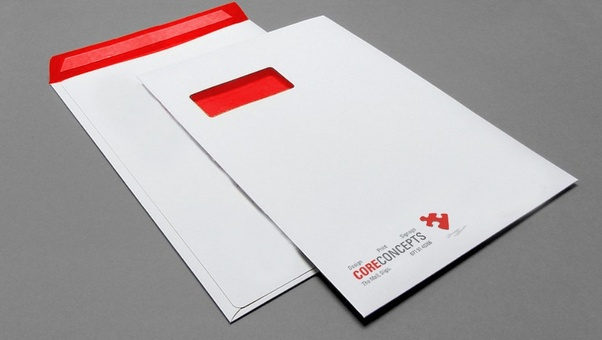 What are business envelopes? - Quora