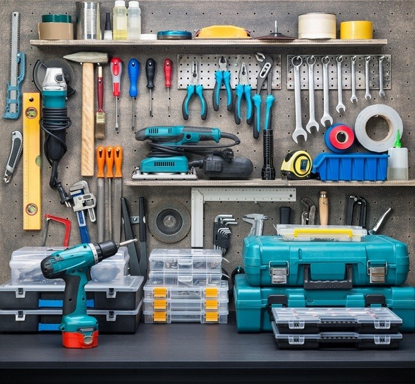 Have You Tried These Nifty Tool Storage Ideas?   DickiesStore.co.uk