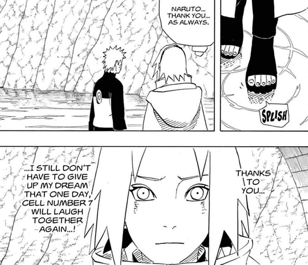 Why do people think Sakura's love is bad and Hinata's is good? One's