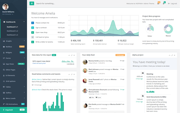 where can i find a great customizable bootstrap dashboard template