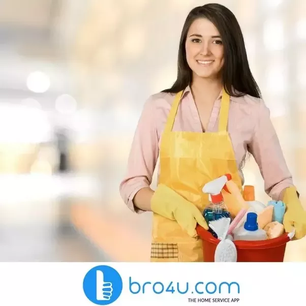 How Much Are BHK House Cleaning Service Costs In Bangalore Quora - Bathroom cleaning lady