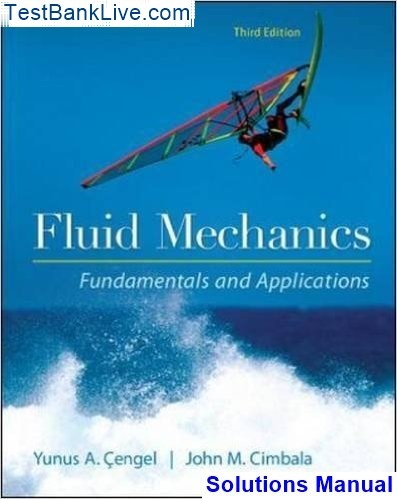 Where can I get the 3rd edition of Fluid Mechanics by Cengel and