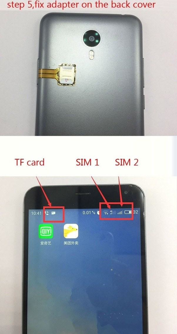 How To Insert 2 Sims And A Memory Card In Redmi Note 7 Pro Quora