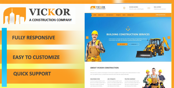 How to get a free WordPress theme for construction company