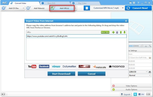 What site let you convert MP3 files from YouTube without