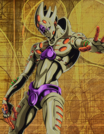 Giorno With Stand Arrow – Also stand arrow is used in crafting of the tier 1 stands and the requiem arrow.