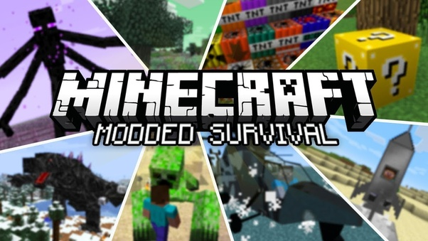 What are the best Minecraft survival mods? Quora