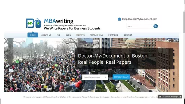 Mba thesis help wanted