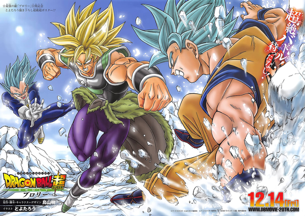 Why Did Akira Toriyama Deem The Dragon Ball Super Films As Non Canon