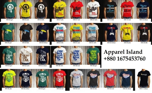 What is the procedure to import garments from Bangkok to