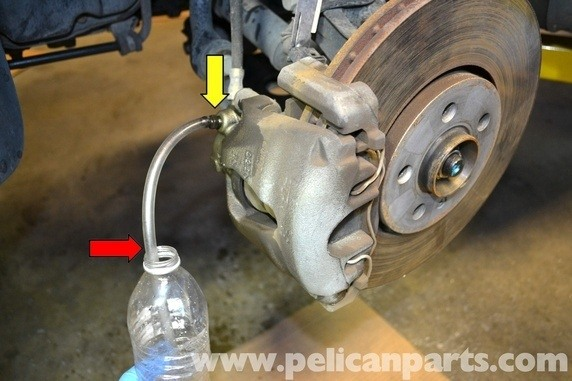 Why are air bubbles dangerous in a hydraulic brake system ...