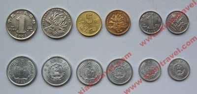 Do They Use Coins In China I Was
