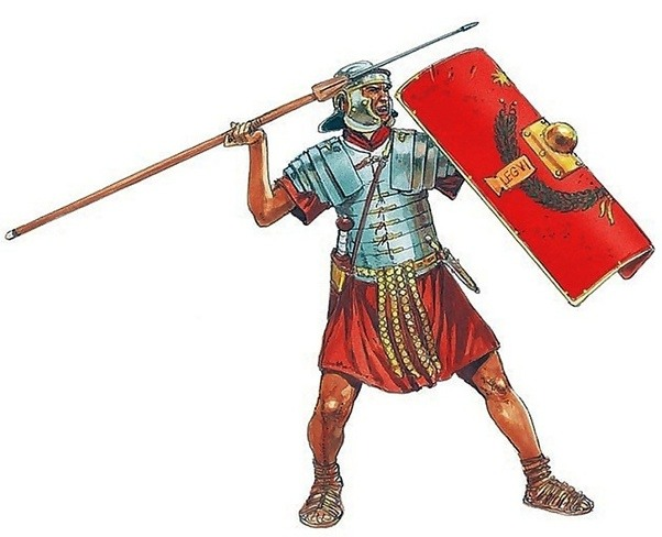 Image result for throwing a spear in battle against the enemy images