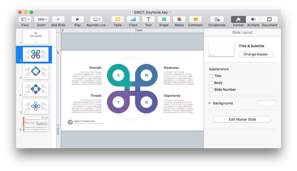 site2mac provide both paid and free keynote templates those marked with free is free to download