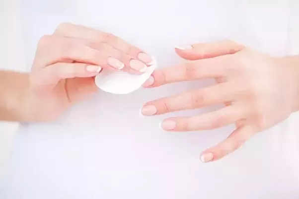 The First Step To Cleaning Your Nails Is Soak Them In Warm Or Tepid Water For A Few MinutesThe Softens Making Easier