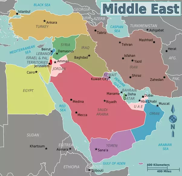 Why are turkey and iran categorized as arabmiddle eastern countries about middle east middle east is name of the region both turkey and iran are parts of it gumiabroncs