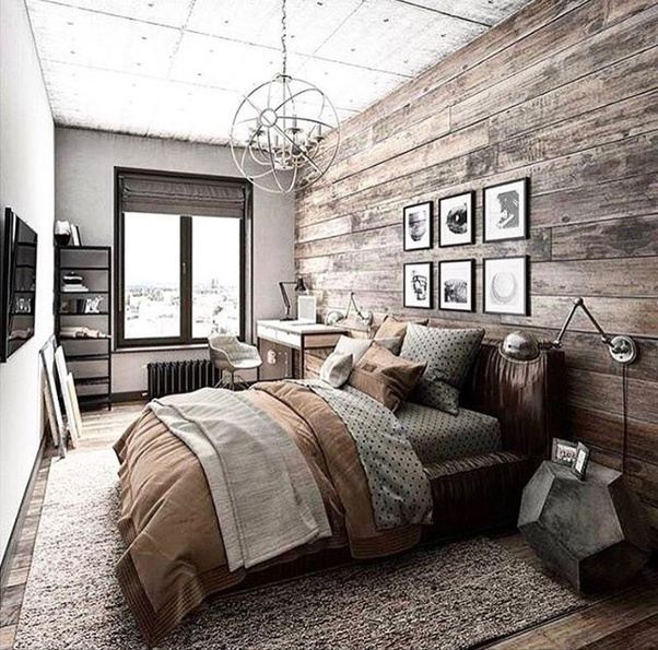 My Dream Bedroom Looks Something Like This: