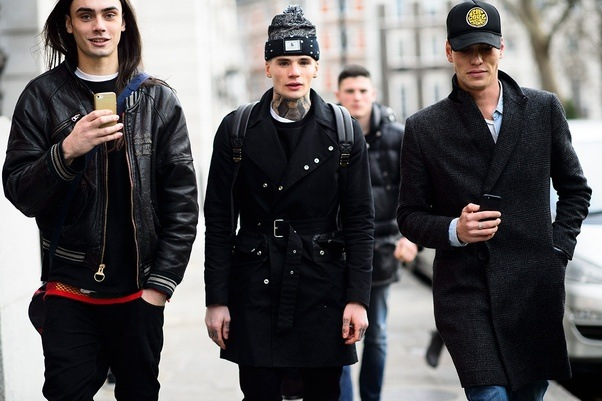 Current trends in fashion for men 12