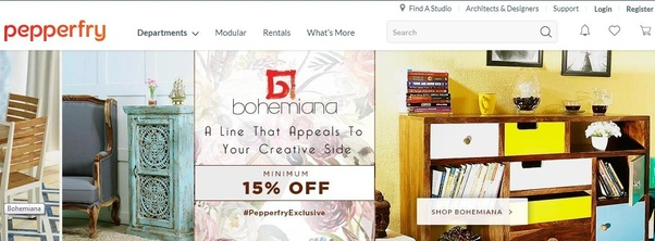 Pepperfry Is The Top Home Decor Brand In India When It Comes To Improvements Or Furnishing Needs One Name That Tops Not On Google