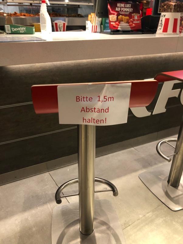 Ausgangsspere Bayern