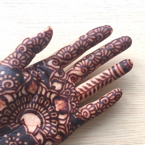 How To Become The Best Henna Artist In Chennai Quora