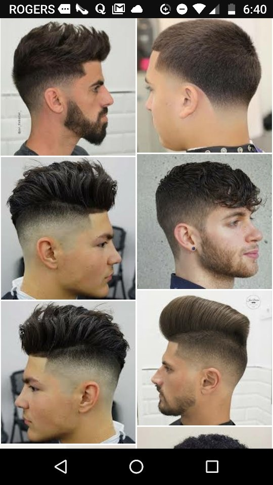 Do Barbers Know What A Taper Fade Hairstyle Is Quora