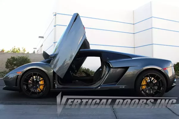 I can be contacted by email nick@verticaldoors.com and check out our website Vertical Doors Inc. Only USA Manufacturer of Lambo Doors and ZLR Doors  sc 1 st  Quora & Can you get your Lamborghini Huracan modded with scissor doors? - Quora